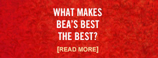 What Makes Bea's the Best?